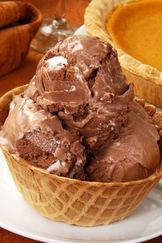 Homemade Rocky Road Ice Cream Recipe