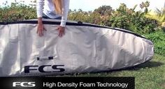 FCS Stand Up Paddle Raceboard Bag
