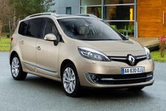 The New 2014 Renault Grand Scenic Review