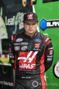Cole Custer Haas Automation Ford Mustang