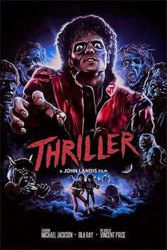 Thriller By Ralf Krause a music video I know but it's cool. Thriller By Ralf Krause a music video I know but it's cool. Michael Jackson Poster, Michael Jackson Wallpaper, Michael Jackson Kunst, Michael Jackson Thriller, Michael Jackson Zombie, Rock Poster, Poster S, John Landis, Jackson's Art