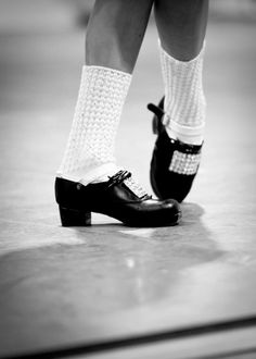 Irish Dance -- All about the feet :)