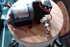 DIY 12 Volt On-Demand Water Pump System: 8 Steps (with Pictures) Diy Water Pump, Water Pump System, Water Systems, House Water Filter, Bike Challenge, Electric Box, Water Sources, Pumping, Building Toys