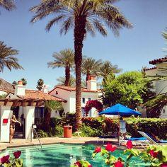 La Quinta Resort & Club in La Quinta, CA~ Day Dreaming of a very special spot