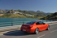 BMW M6 Coupé F13 (2012)