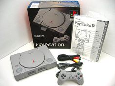 Sony Playstation | Video Game Console Library