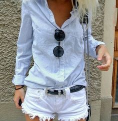 Like the button down soft shirt