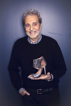 The fashionistas will be wearing their shoes at half mast! Footwear designer Vince Camuto, dead at 78. He cofounded the brand Nine West. Tommy Hilfiger said of him that he knew how to combine high style and low prices.