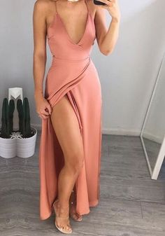 Prom Dresses,Long Satin Prom Dresses,Long Formal Gowns for Women,Backless Prom Dresses,Long Sexy Women Formal Gowns,Long Party Dresses,Prom Dresses with Slit,Sexy Evening Dress