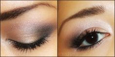 Look of the Day - Smoke and Diamonds