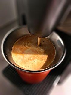 Guten Morgen…ein #FortissioLungo #Kaffe von @Nespresso ist heute genau das richtige
