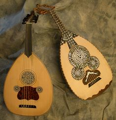 The Oud is the most popular string instrument throughout the Middle East and North Africa. It is a short-necked, fretless instrument, which was brought back to Europe by the crusaders, where it influenced the development of the lute, which is the predecessor of the classical guitar.
