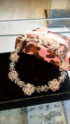 Pulsera cristal checo hand made 7.95 €