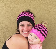 20b130611d8 11 Best Mommy and Me Hat Sets images