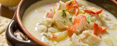 Ragoût de homard de la côte Est, New Brunswick Canada