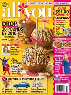 All You (1-year auto-renewal): Amazon.com: Magazines