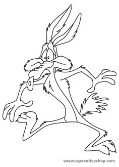 Vintage Television Cartoons Movies Coloring Pages From