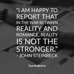 Know the inner workings of the mind of American author, John Steinbeck, through these profound John Steinbeck quotes. Mice And Men Quotes, Of Mice And Men, Perspective Quotes, Perspective On Life, Favorite Quotes, Best Quotes, Love Quotes, Quotable Quotes, Motivational Quotes