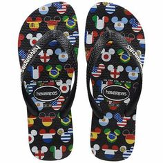 fb910d4a705c12 Havaianas Disney Brasil - Havaianas Mickey Mouse Shoes
