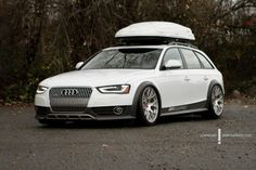 Audi B8 Allroad ...can't wait for the price to drop on these!