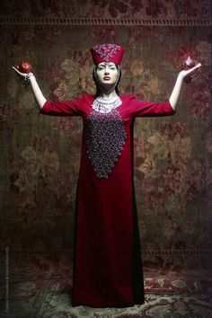 Imitating Parajanov's style at Megerian Carpet