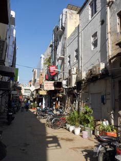 #Khan Market. #New Delhi.