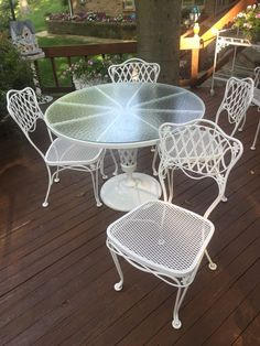 129 Best Wrought Iron Images In 2019 Garden Furniture Iron Patio