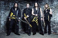 Multi-Platinum Rock Band Stryper Tops Charts with New Studio Album FALLEN