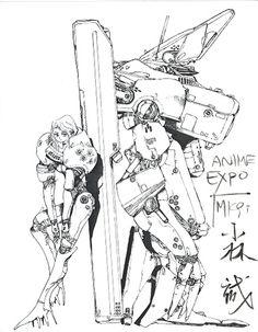 Art by 小林 まこと Makoto Kobayashi* • Blog/Website…