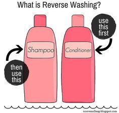 Reverse Washing