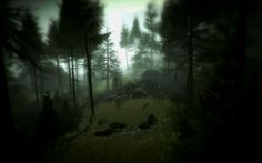 Slenderman Games http://www.arcade-games-web.com/slender_game/ Slenderman games and art work, plus background story about the myth and how it started.