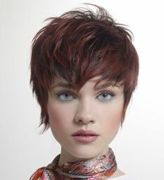 Ohne Inspiration? Mit diesen 10 tollen fransigen PIXIE-Frisuren siehst Du ultracool aus! - Neue Frisur