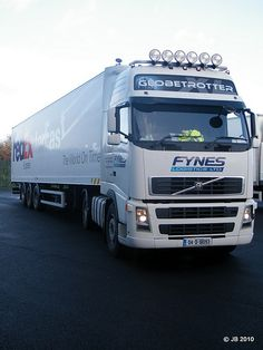 Fynes Logistics Ltd. Volvo FH12.420 04-D-118093