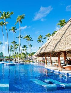 Best Punta Cana All-Inclusive Resorts for Romantic Getaways. Whether you're planning a destination wedding, a honeymoon, or just a romantic getaway, these romantic all-inclusive resorts in Punta Cana offer a low-key, wallet-friendly setting. Vacation Places, Vacation Destinations, Vacation Trips, Dream Vacations, Places To Travel, Places To Visit, Greece Vacation, Tropical Vacations, Best Vacation Spots