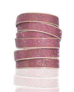 FASH-LANTHROPY: Swarovski Crystallized™ Chic Glamour Bracelet ...