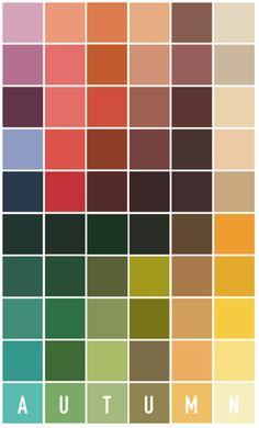 Soft Autumn Color Palette, Skin Color Palette, Dark Autumn, Soft Autumn Deep, Wardrobe Color Guide, Wie Zeichnet Man Manga, Color Type, Site Mode, Seasonal Color Analysis