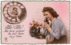Telephone #ephemera.