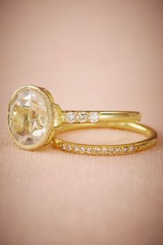 BHLDN Noe Ring  in  Shoes & Accessories Jewelry at BHLDN