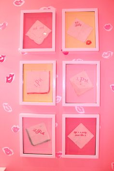Lilly Pulitzer Retail Store: Southlake, TX  Kisses, Love and lots of sweetness.