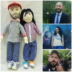 personaly gift plush doll hand made ...kisiyeozel dolgu karakter. sevdiginize hediye..oyuncak adam dan