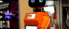 InfoNavWeb                       Informação, Notícias,Videos, Diversão, Games e Tecnologia.  : Robôs com capacidades quase humanas dão show