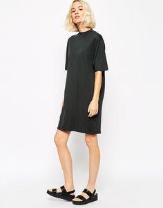 Image 4 ofCheap Monday High Neck Dress