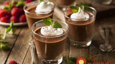 Belgická čokoládová pena