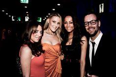 Met Nikki En Max, Josh Veldhuizen en Maria Tailor bij Coiffure Award 2012 RAI Elicium.