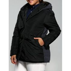 SHARE & Get it FREE   Plus Size Double-Breasted Knit-Insert CoatFor Fashion Lovers only:80,000+ Items·FREE SHIPPING Join Dresslily: Get YOUR $50 NOW!