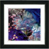 """Found it at Wayfair - """"Royal Carnations"""" by Zhee Singer Framed Fine Art Giclee Painting Print"""