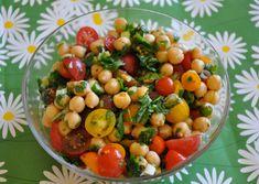 Chickpea Salad Vegan No Oil Hummus Salad Dressing