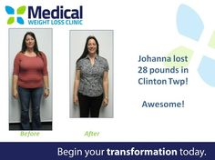28 POUNDS FOR JOHANNA! #TransformationTuesday
