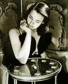 Gloria Vanderbilt by Horst 1941