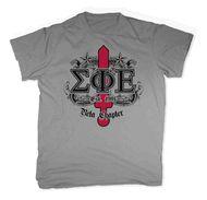 Sigma Phi Epsilon Screen Printed T-Shirt Design #22